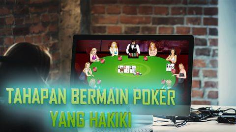 Strategi Menentukan Agen Poker Terpercaya