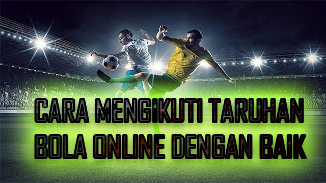 Langkah Bagus Dalam Prediksi Judi Bola Online